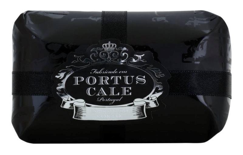 Castelbel Portus Cale Black Range Luxurious Portugese Soap For Men
