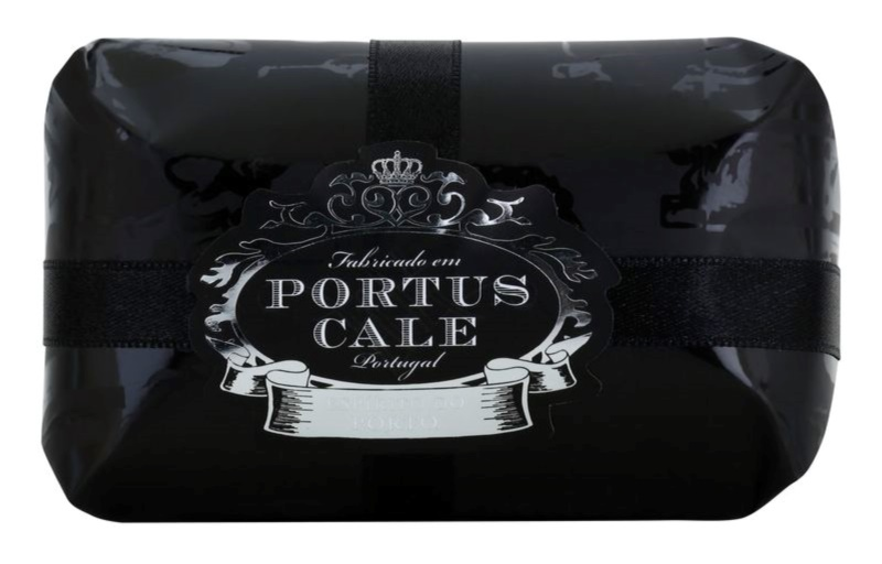 Castelbel Portus Cale Black Range Luxurious Portugese Soap For Men