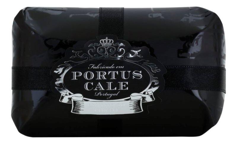 Castelbel Portus Cale Black Range sabonete português de luxo para homens