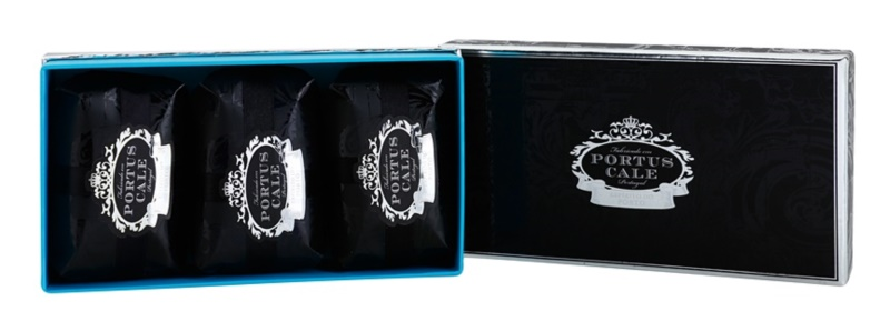 Castelbel Portus Cale Black Range portugál luxus szappanok uraknak