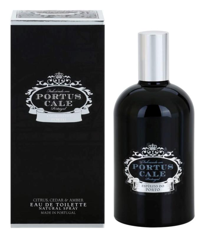 Castelbel Portus Cale Black Edition toaletná voda pre mužov 100 ml