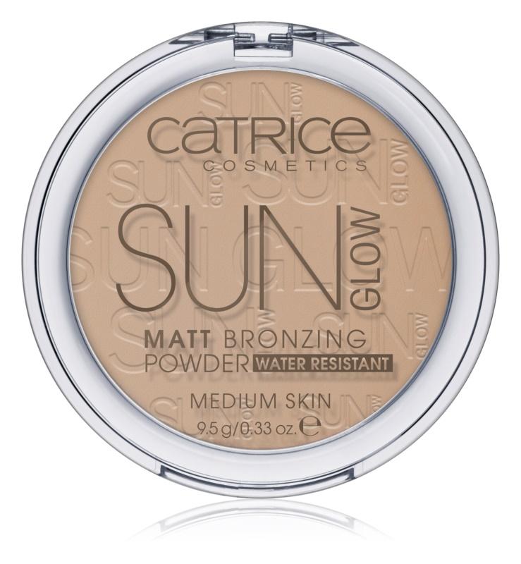 Catrice Sun Glow bronzosító púder