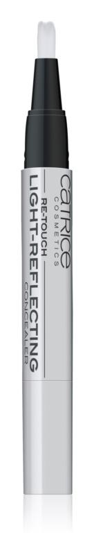 Catrice Re-Touch Light – Reflecting korektor pro rozjasnění pleti