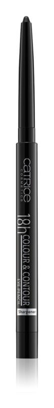 Catrice 18H Colour & Contour контурний олівець для очей  з точилкою