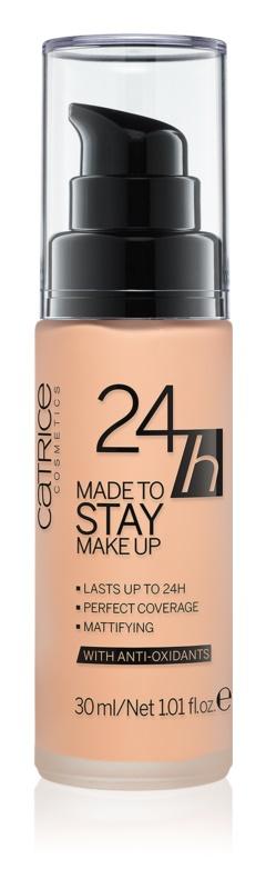 Catrice 24h Made To Stay fard lichid rezistent la apa