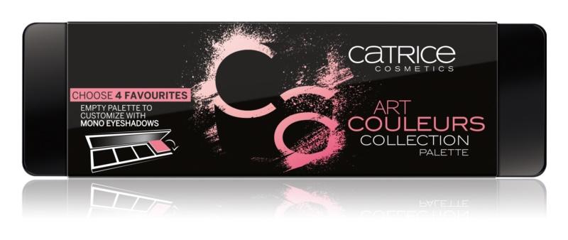 Catrice Art Couleurs порожня палетка для ру'мян та тіней для повік