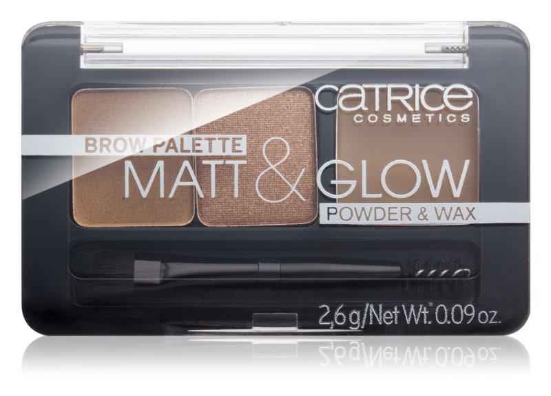 Catrice Matt & Glow Eyebrow Kit