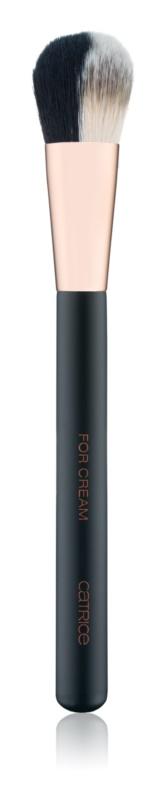 Catrice Blush Flush Pinsel zum Auftragen von flüssigen und pudrigen Produkten
