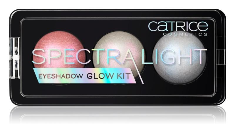 Catrice Spectra Light třpytivé oční stíny