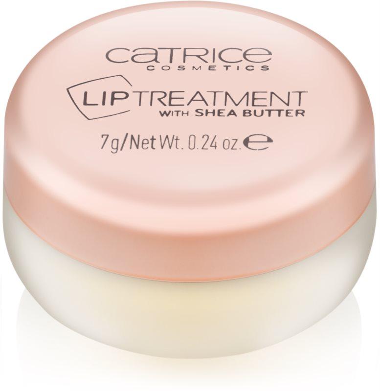 Catrice Lip Treatment baume à lèvres au beurre de karité