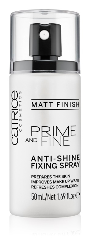 Catrice Prime And Fine Makeup Fixing Spray