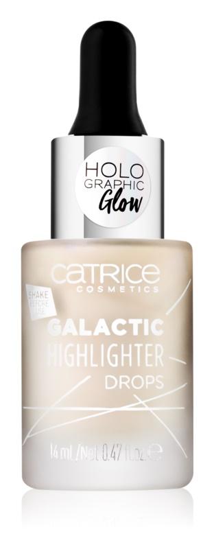 Catrice Galactic tekutý rozjasňovač