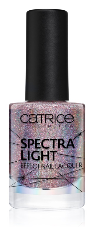 Catrice Spectra Light lak za nohte s holografskim učinkom