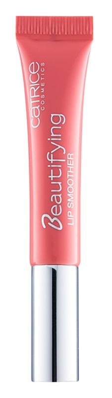 Catrice Beautifying gloss suavizante para lábios