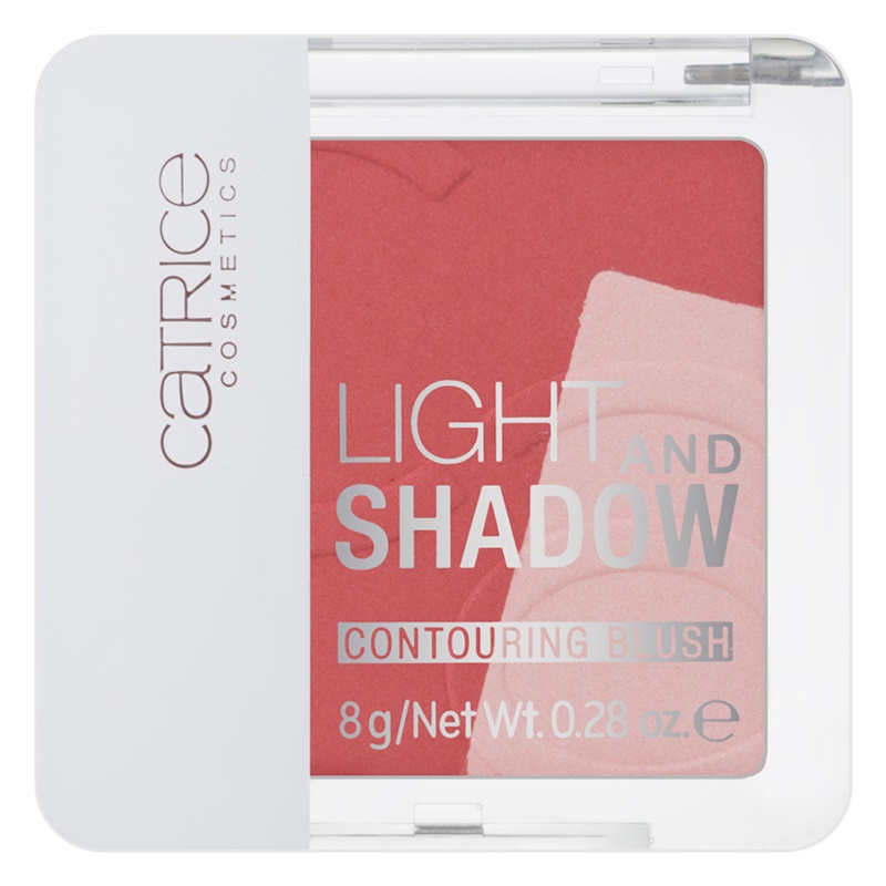 Catrice Light & Shadow контурні рум'яна