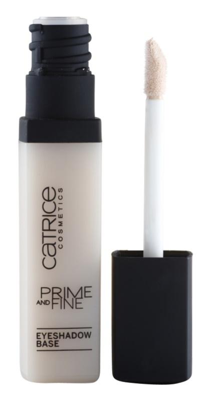 Catrice Prime And Fine sminkalap a szemhéjfesték alá