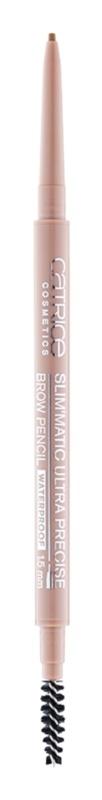 Catrice Slim'Matic vodoodporen svinčnik za obrvi