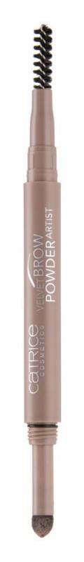 Catrice Velvet Brow Powder Artist creion pentru sprancene
