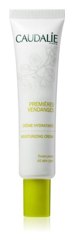Caudalie Premiéres Vendanges hidratantna krema za sve tipove kože