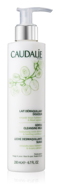 Caudalie Cleaners&Toners Make-up Remover Milk  voor Gezicht en Ogen