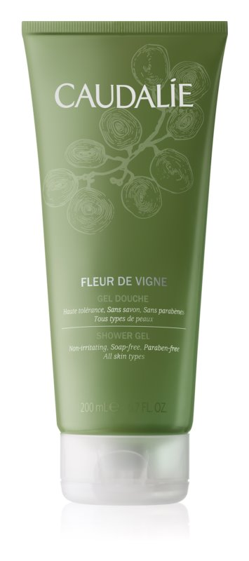 Caudalie Fleur De Vigne Shower Gel for Women 200 ml