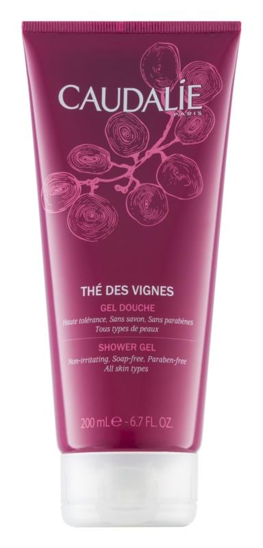 Caudalie Thé Des Vignes sprchový gél pre ženy 200 ml