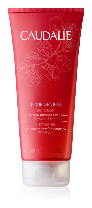 Caudalie Figue De Vigne Shower Gel for Women 200 ml