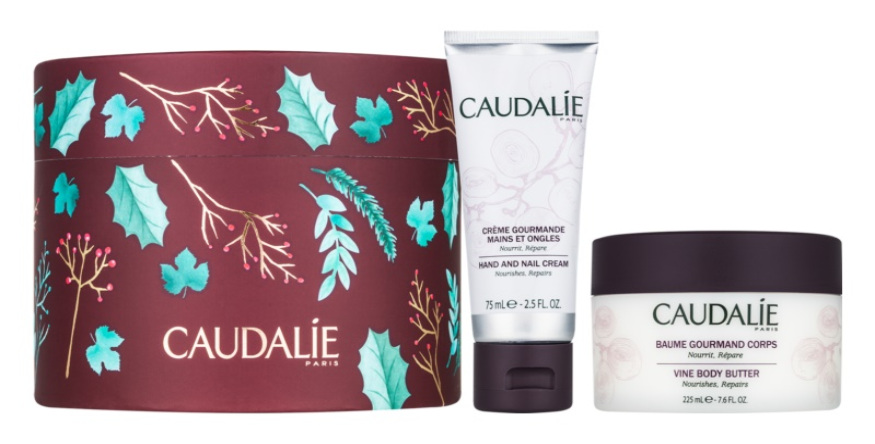 Caudalie Gourmand zestaw kosmetyków I.