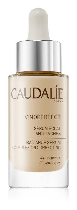 Caudalie Vinoperfect posvjetljujući serum protiv pigmentnih mrlja