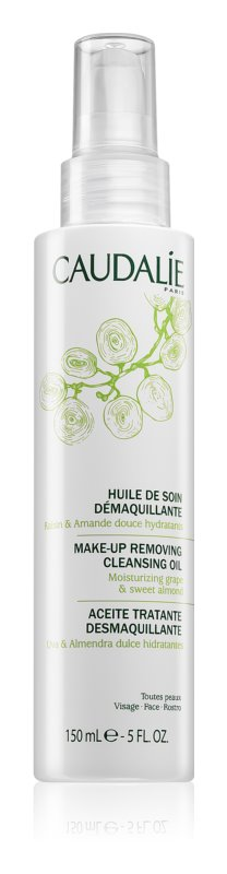 Caudalie Cleaners&Toners Makeup Removing Oil for Sensitive Skin