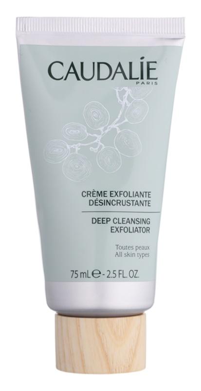 Caudalie Cleaners&Toners exfoliante de limpieza profunda  para todo tipo de pieles