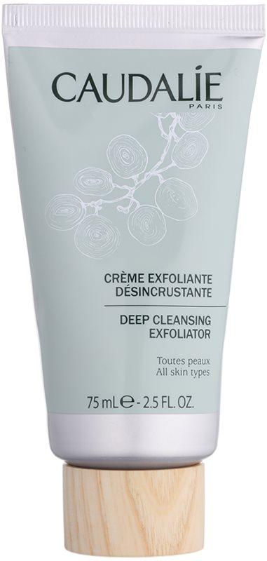 Caudalie Cleaners&Toners tiefenwirksames Reinigungspeeling für alle Hauttypen