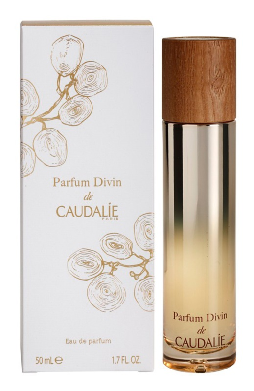 Caudalie Divine Collection eau de parfum nőknek 50 ml