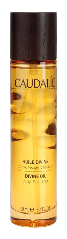 Caudalie Divine Collection multifunkční suchý olej