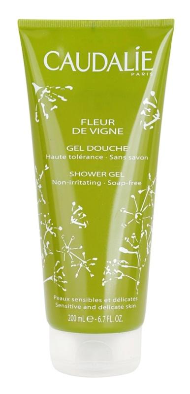 Caudalie Fleur De Vigne sprchový gel pro ženy 200 ml