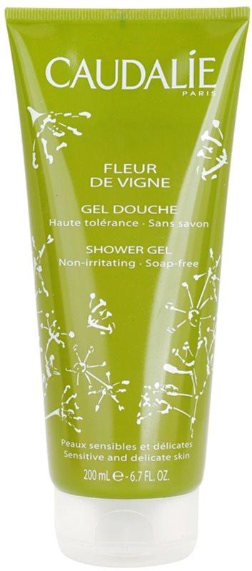 Caudalie Fleur De Vigne żel pod prysznic dla kobiet 200 ml