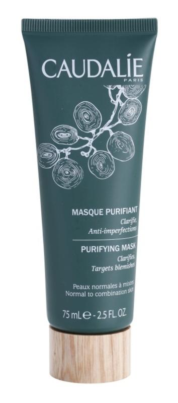 Caudalie Masks&Scrubs tisztító maszk a bőr tökéletlenségei ellen