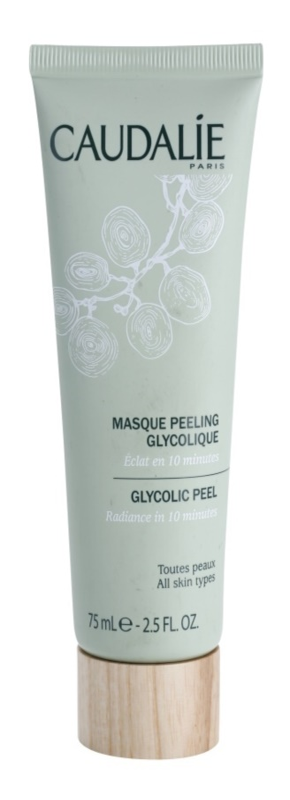 Caudalie Masks&Scrubs mascarilla exfoliante para iluminar la piel