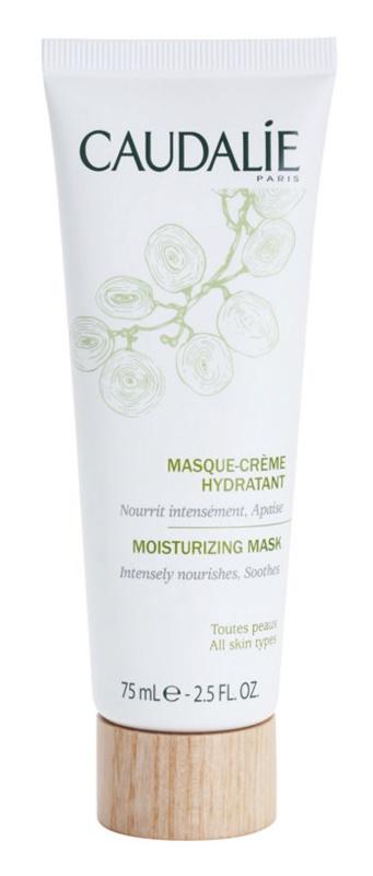 Caudalie Masks&Scrubs krém állagú hidratáló maszk