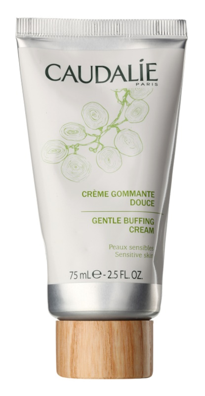 Caudalie Masks&Scrubs Gentle Cream Exfoliator For Sensitive Skin