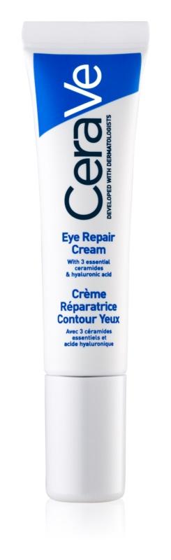 CeraVe Moisturizers crème yeux anti-poches et anti-cernes