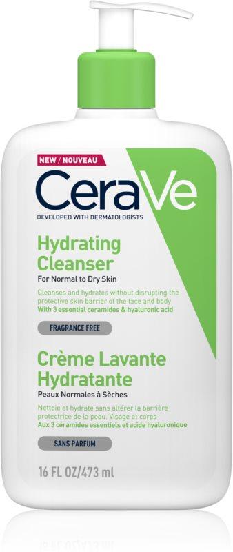 CeraVe Cleansers čisticí emulze s hydratačním účinkem