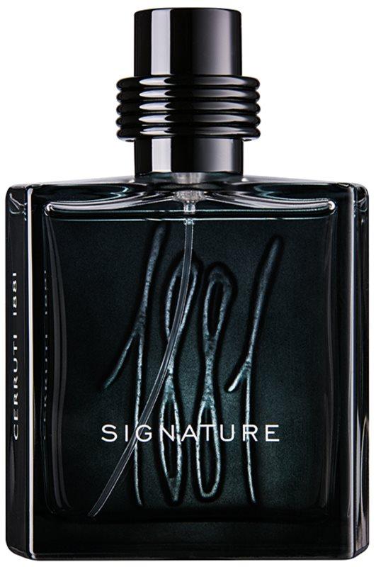 Cerruti 1881 Signature woda perfumowana dla mężczyzn 100 ml