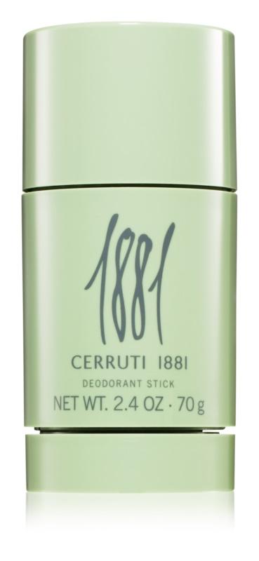 Cerruti 1881 Pour Homme déodorant stick pour homme 70 g