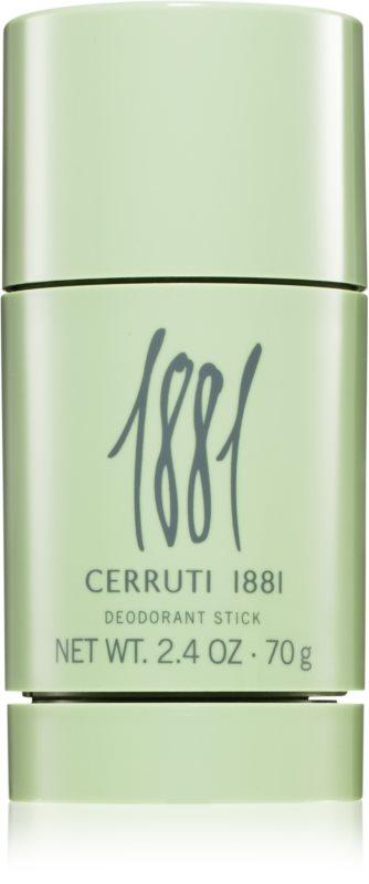 Cerruti 1881 pour Homme desodorante en barra para hombre 75 g