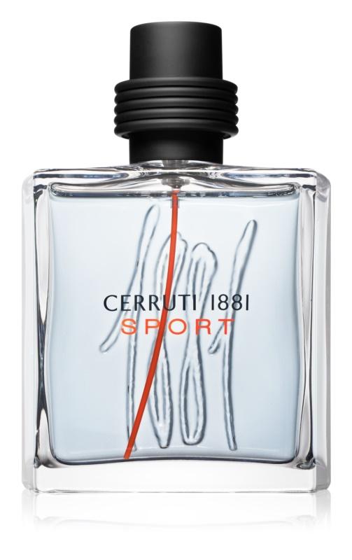 Cerruti 1881 Sport eau de toilette pentru barbati 100 ml