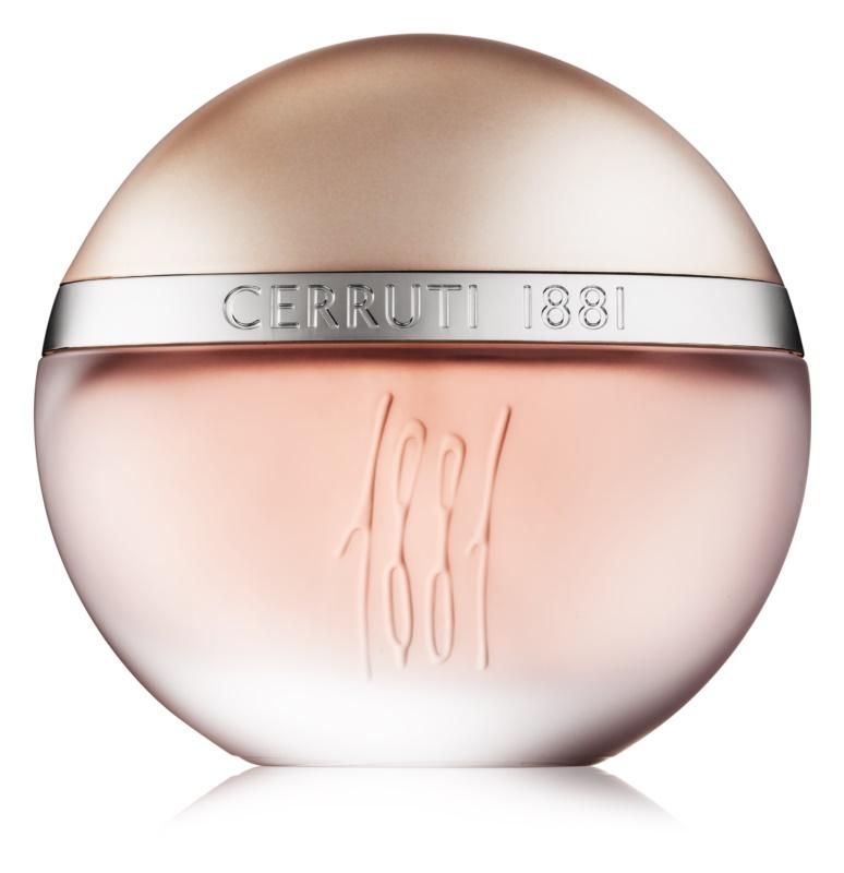 Cerruti 1881 pour Femme Eau de Toilette para mulheres 100 ml