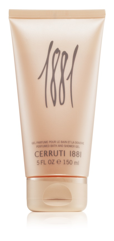 Cerruti 1881 pour Femme Duschgel für Damen 150 ml