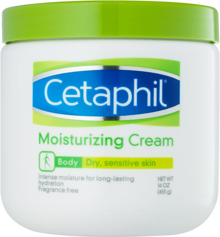 Cetaphil Moisturizers creme hidratante para peles secas e sensíveis