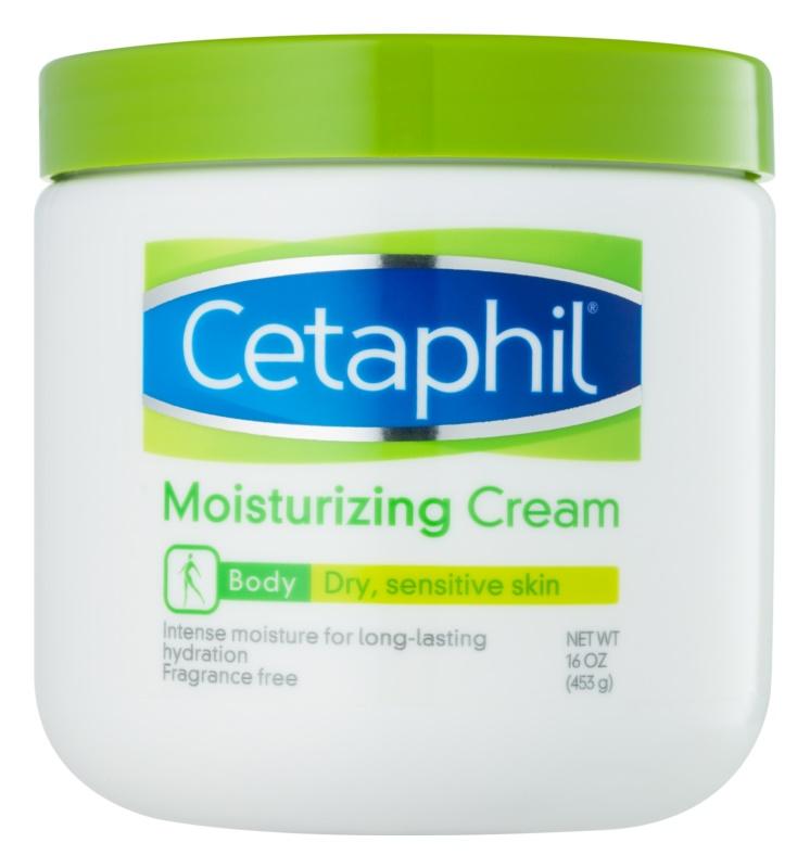 Cetaphil Moisturizers hydratačný krém pre suchú a citlivú pokožku
